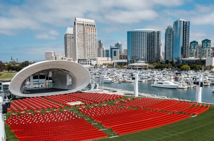 Arts & Culture Newsletter: San Diego Symphony's Rady Shell at Jacobs Park a visual and aural wonder