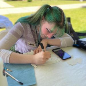 NCUHS Visual Arts is up to something BIG! | News